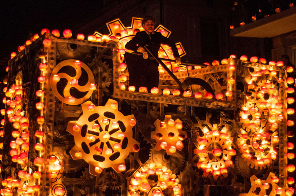 Best time for Räbechilbi: Gourd-Lantern Parade in Richterswil in Switzerland
