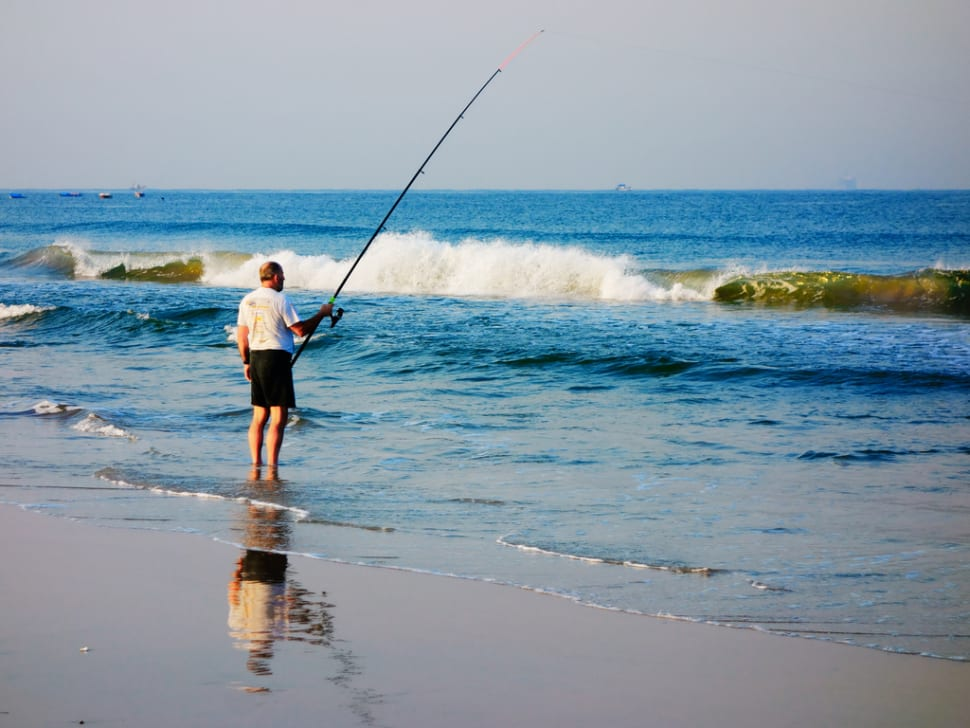 Best time for Fishing in Goa