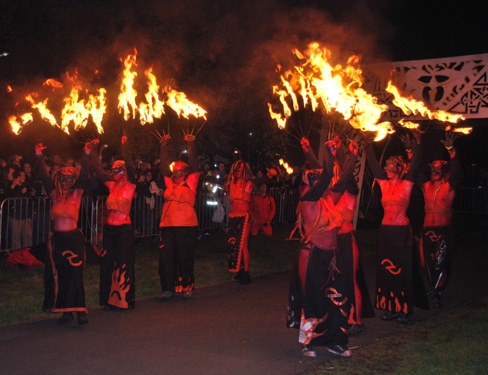 Beltane Fire Festival in Edinburgh - Best Time