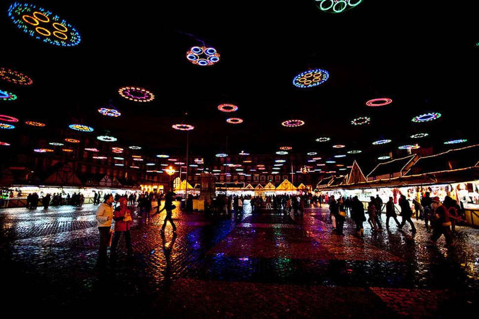 Best time to see Christmas (Navidad) in Madrid
