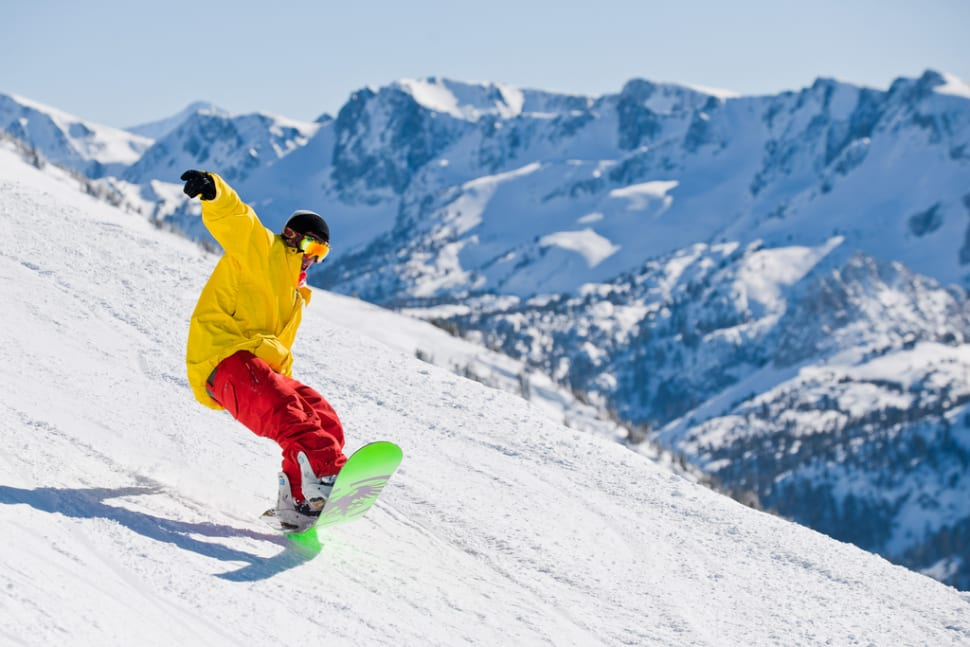 Skiing and Snowboarding  in Los Angeles - Best Time