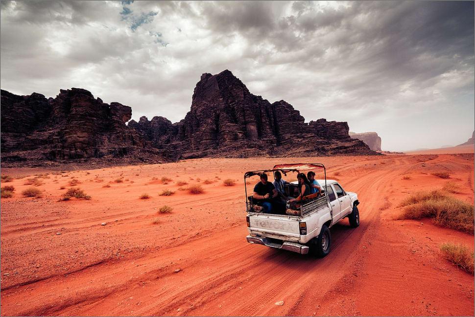 Sand Riding or Desert Safari in Jordan - Best Time