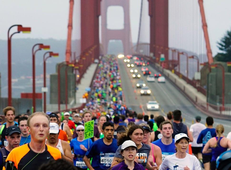 Things to do in San Francisco : San Francisco Marathon