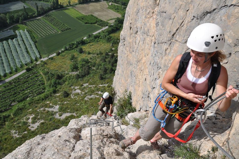 Alpine Via Ferrata in Provence & French Riviera - Best Season