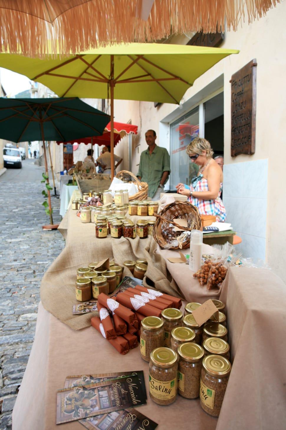 Hazelnut Festival or Fiera di a Nuciola in Cervione in Corsica - Best Season