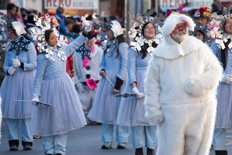 Santa Claus Parade in Toronto - Best Season