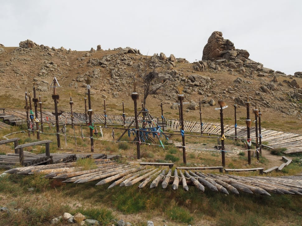 Shaman camp