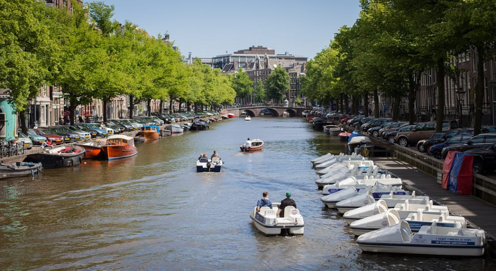 Summer in Amsterdam - Best Time
