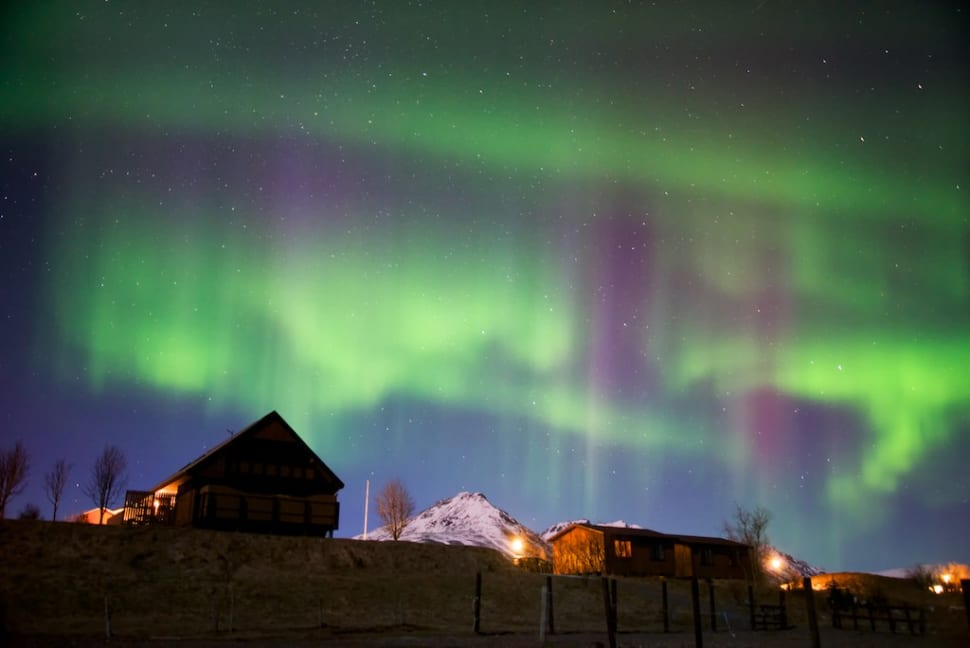 Northern Lights in Iceland - Best Season