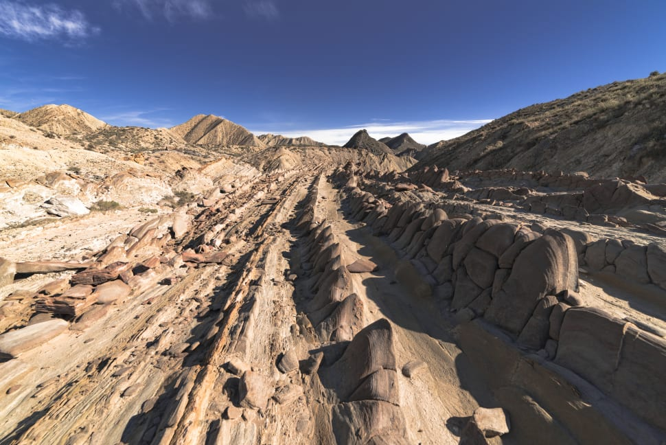 Best time to see Tabernas, Europe's Only Desert in Spain