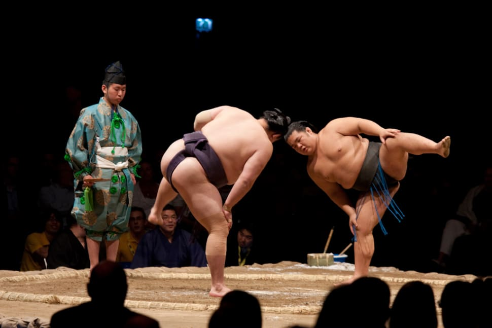 Things to do in Japan : Sumo