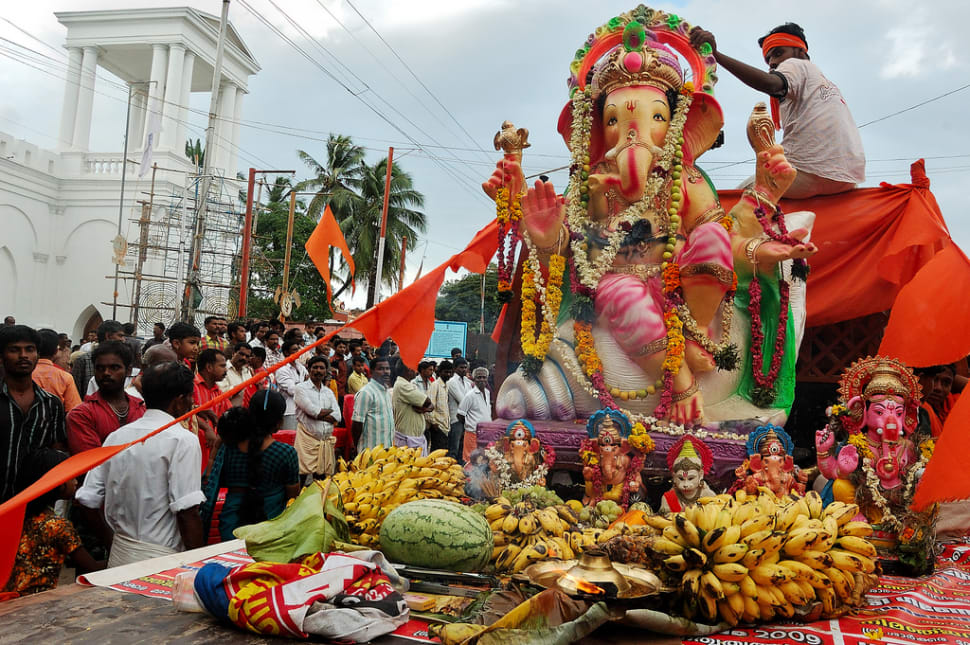 Ganesh Chaturthi in India - Best Time