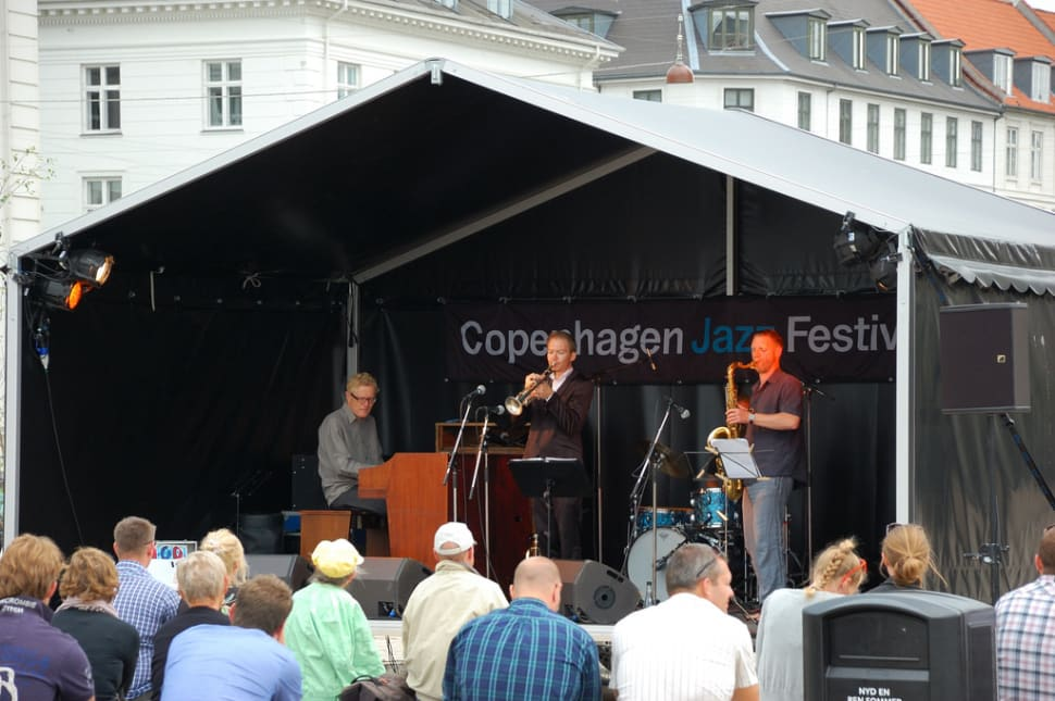 Copenhagen Jazz Festival in Copenhagen - Best Season