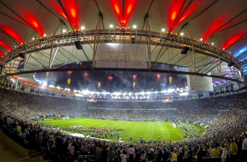 Football at Maracanã Stadium in Rio de Janeiro - Best Time