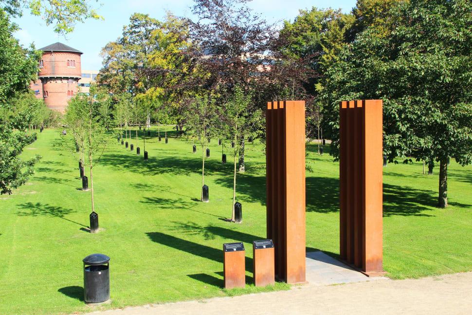 Singing Trees (Park of Music) in Denmark - Best Time