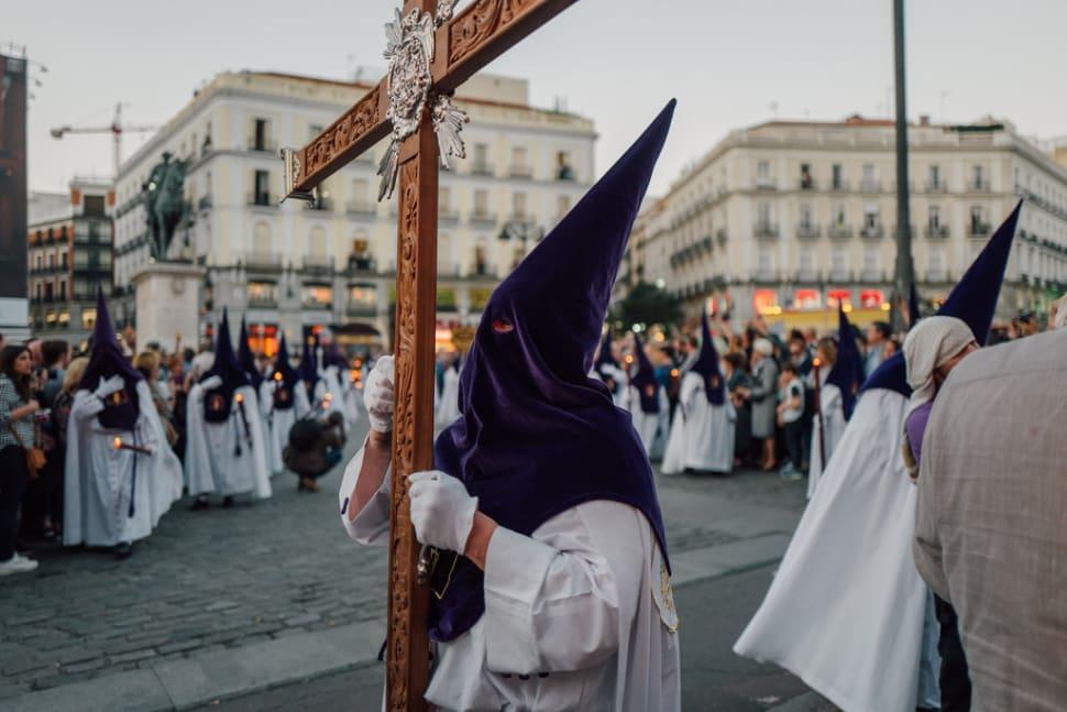 Best time for Easter Week (Semana Santa) in Madrid
