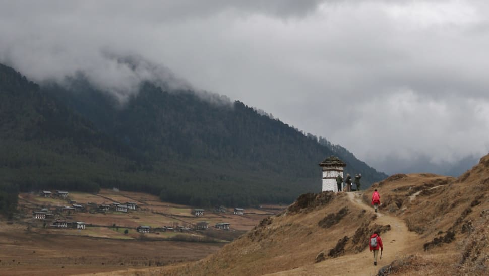 Winter in Bhutan - Best Time