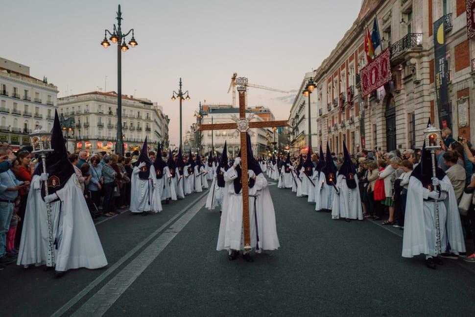 Easter Week (Semana Santa) in Madrid - Best Season