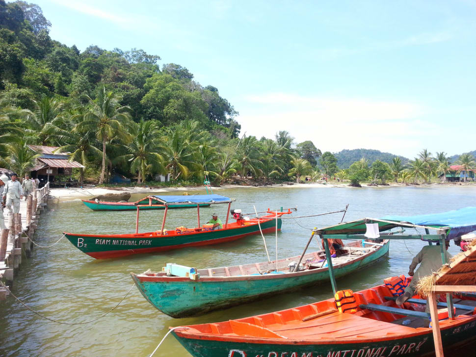 Explore Wildlife in the Ream National Park in Cambodia - Best Time
