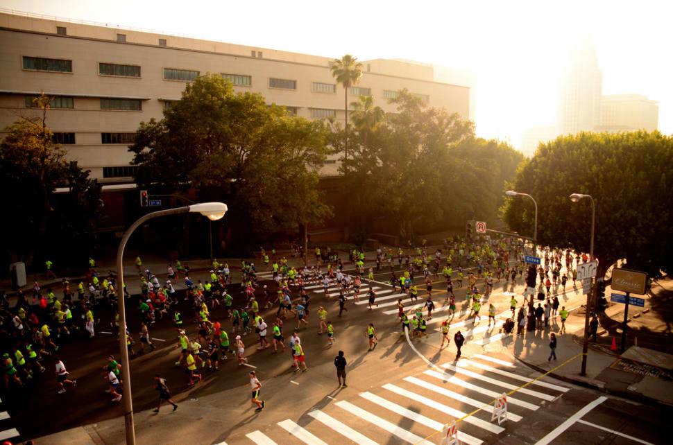 Best time to see Los Angeles Marathon in Los Angeles