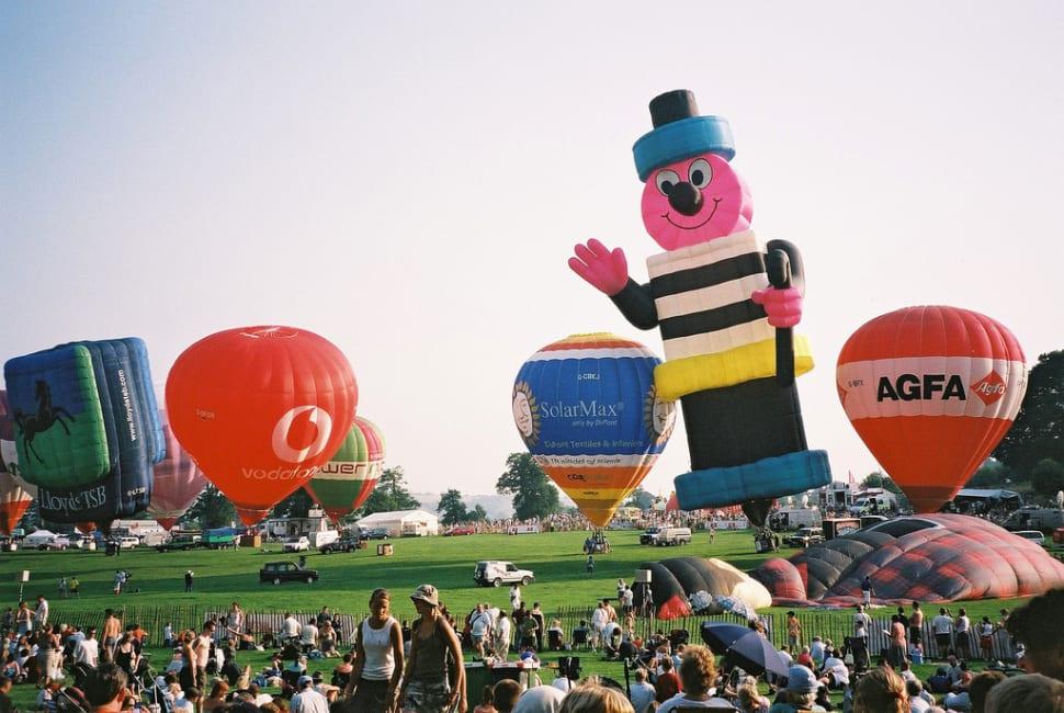 Best Time For Bristol International Balloon Fiesta