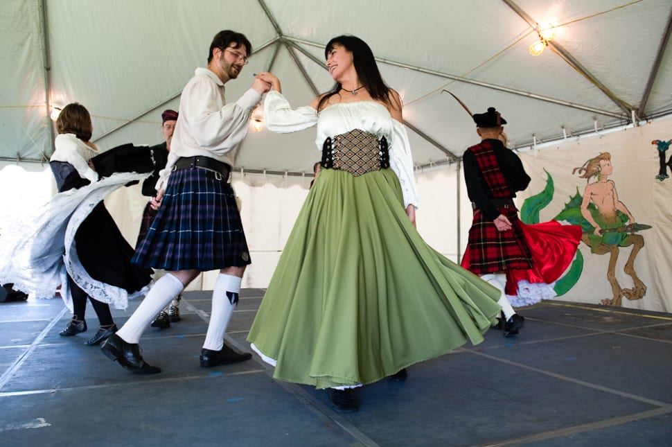 Austin Celtic Festival in Texas - Best Time