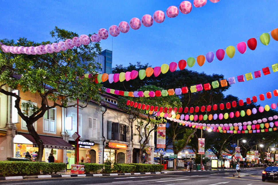 Mid-Autumn Festival in Singapore - Best Season