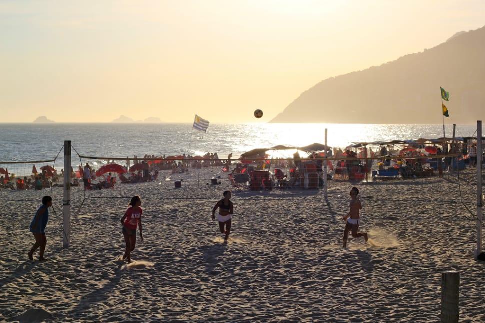 Futevôlei or Footvolley in Rio de Janeiro - Best Season