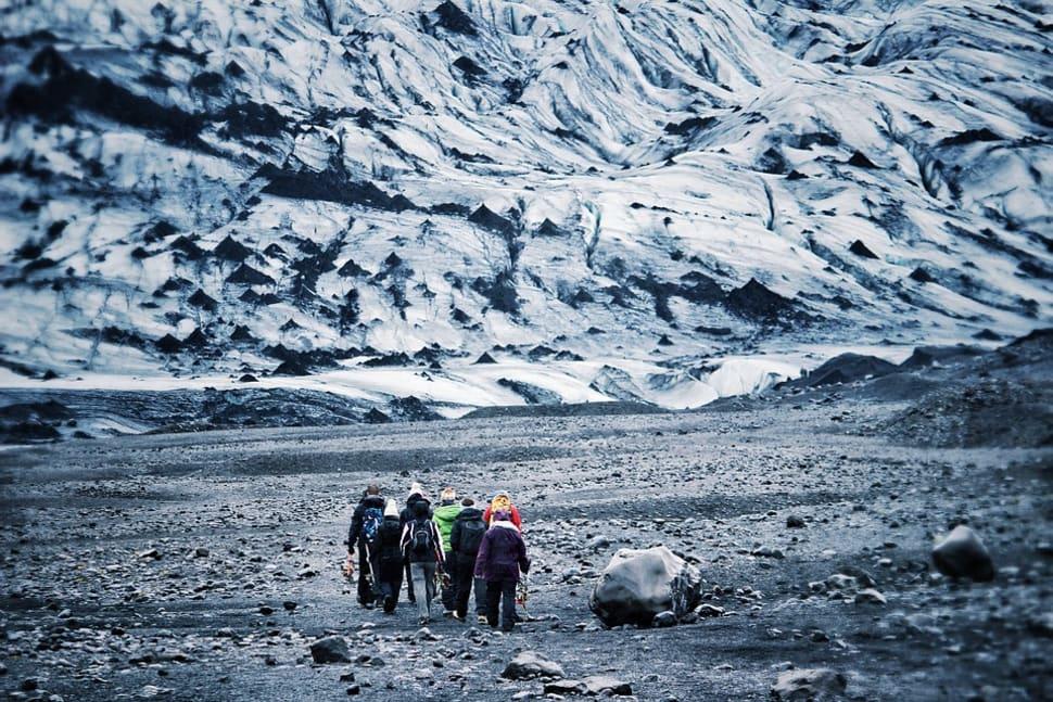Glacier Walking in Iceland - Best Season