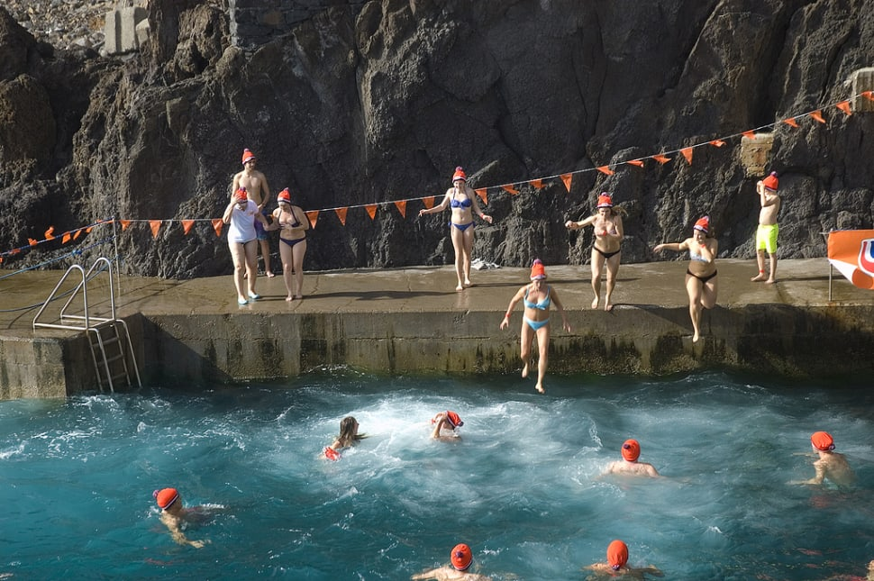 Madeira Plunge in Madeira - Best Time