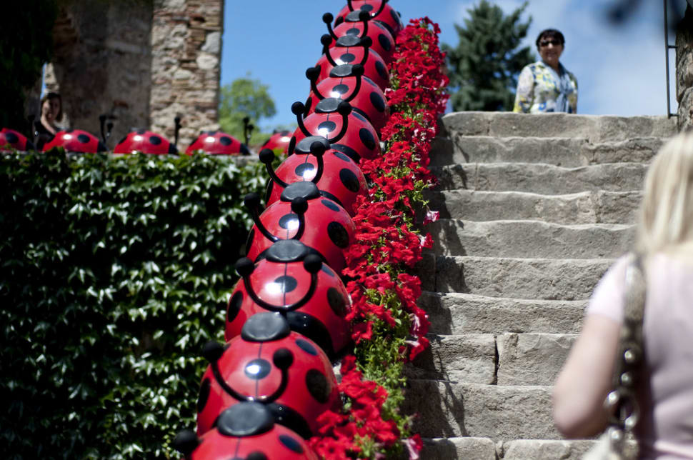 Girona Flower Festival in Spain - Best Season