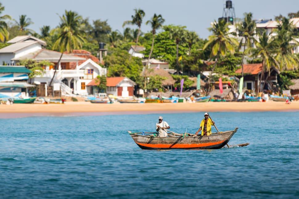 Deep Sea Fishing on East Coast in Sri Lanka - Best Time