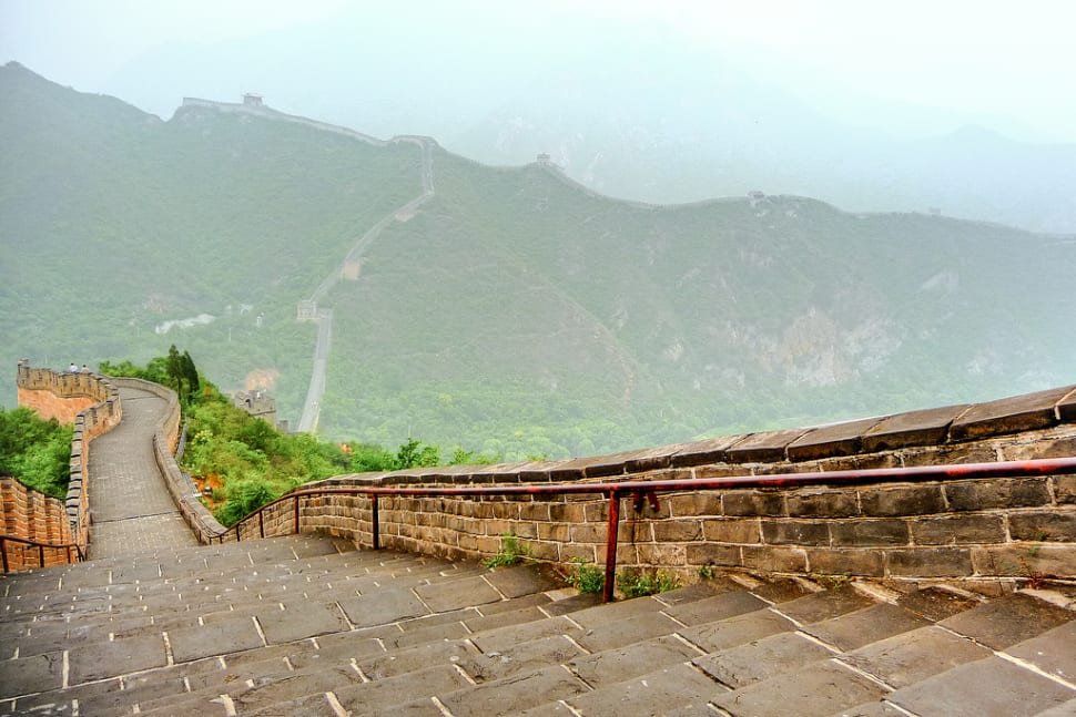 Best time for Great Wall of China in China