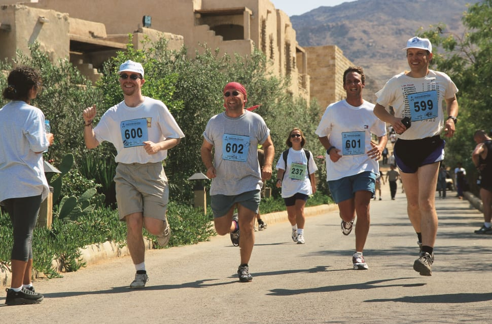 Amman Marathon in Jordan - Best Season