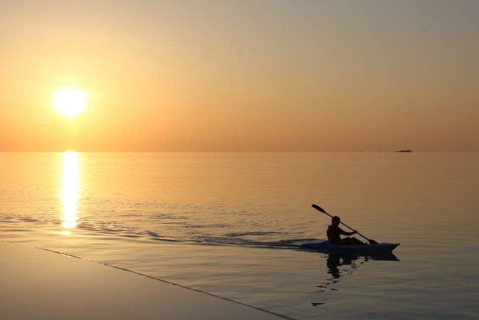 Kayaking  in Maldives - Best Time