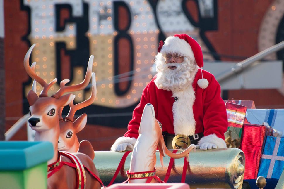 Santa Claus Parade in Toronto - Best Time