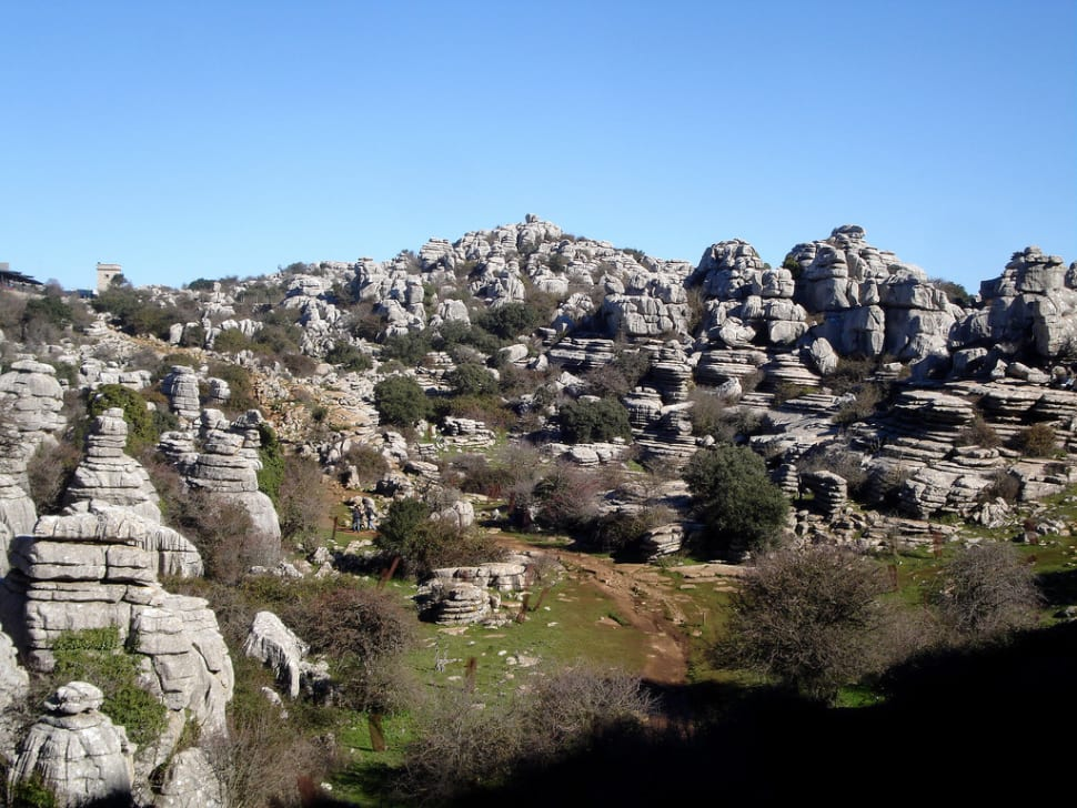 Best time to see El Torcal de Antequera National Park
