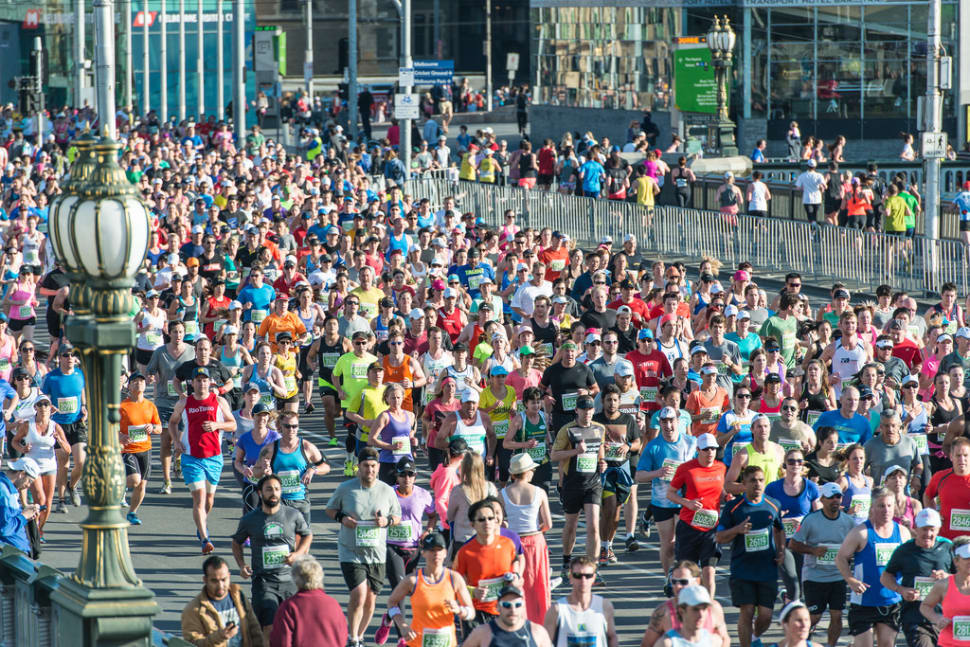Melbourne Marathon Festival in Melbourne - Best Season