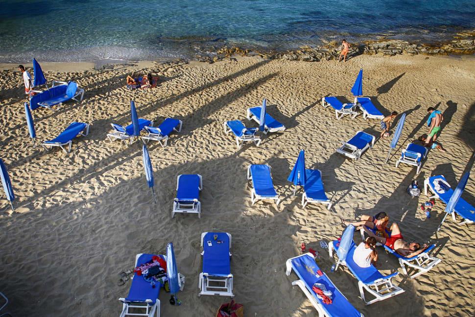 Beach Season in Cyprus - Best Time