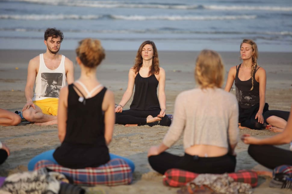 200 hours TTC Goa India by The Yoga People