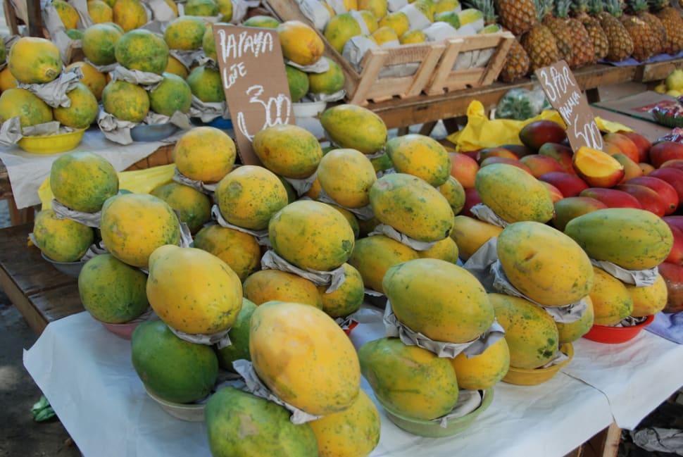 Papaya in Rio de Janeiro - Best Time