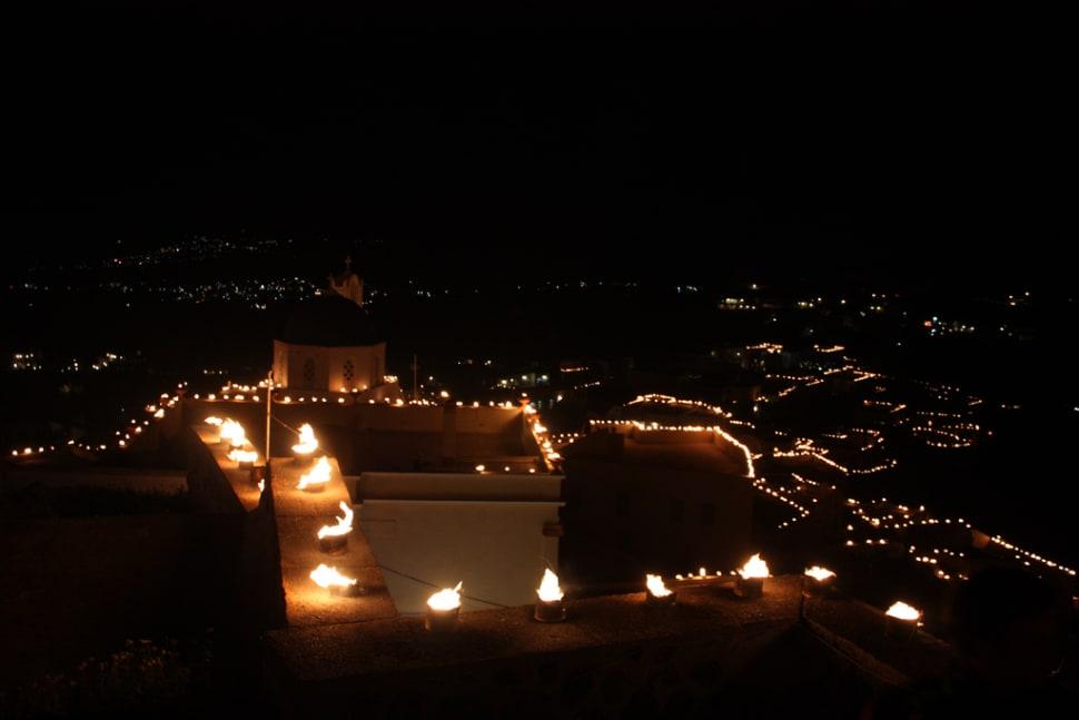 Greek Orthodox Easter and Holy Week in Santorini - Best Season