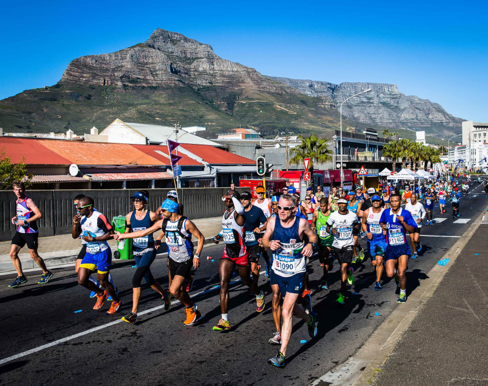 Sanlam Cape Town Marathon in Cape Town - Best Season
