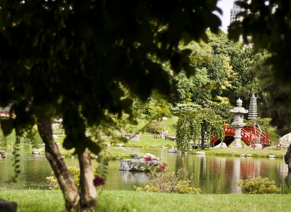 Parks in Summer in Buenos Aires - Best Time