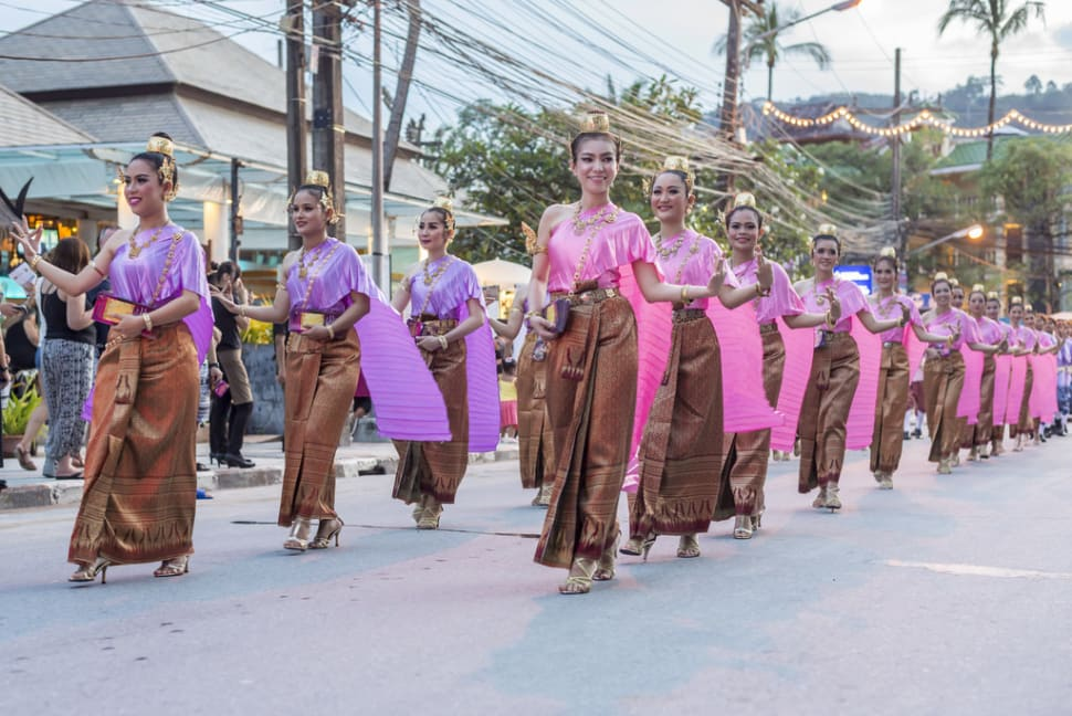 Best time for Patong Carnival in Phuket