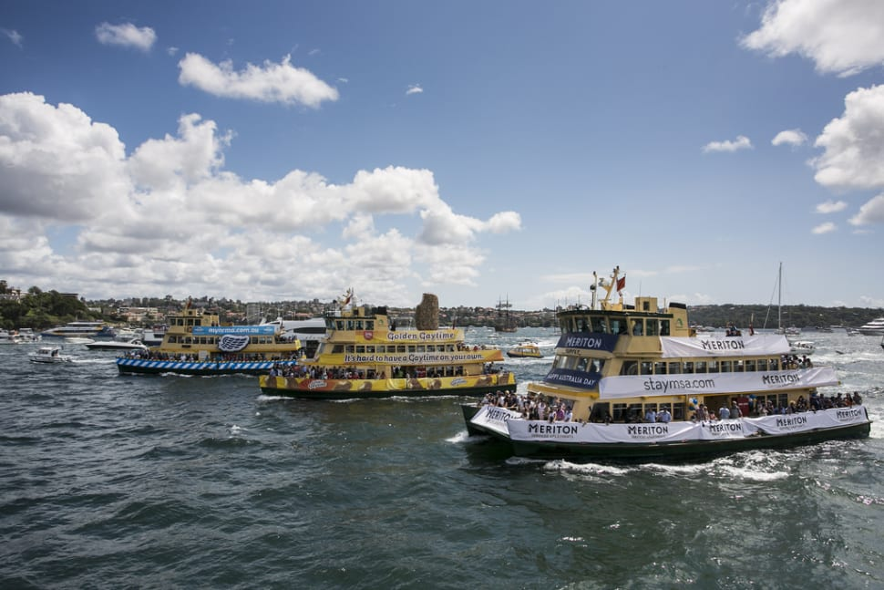 Ferrython in Sydney - Best Season