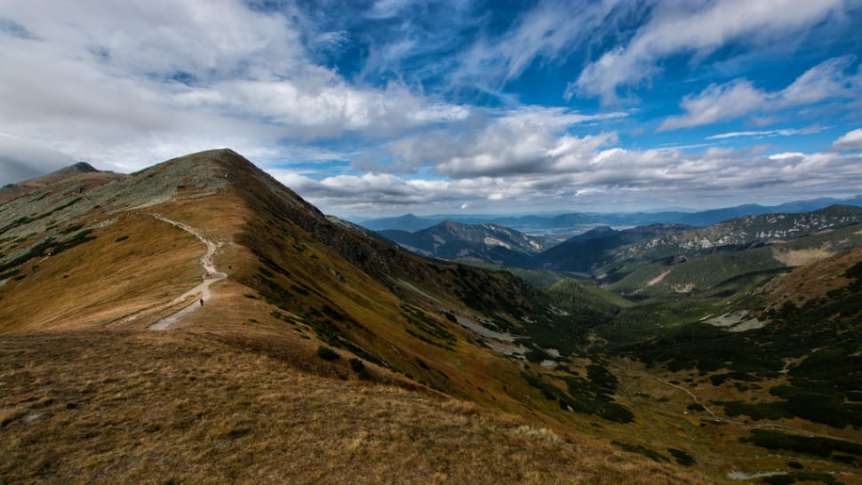Best time to see Hiking in the Tatra Mountains