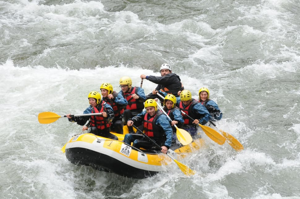 Best time to see White Water Rafting in Spain