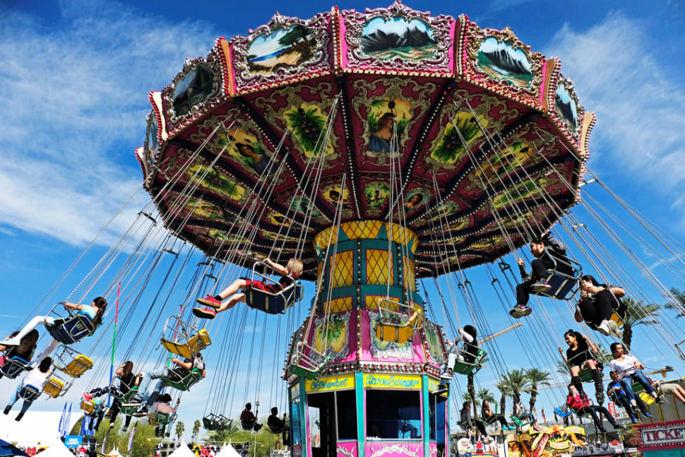Riverside County Fair & National Date Festival in California - Best Season