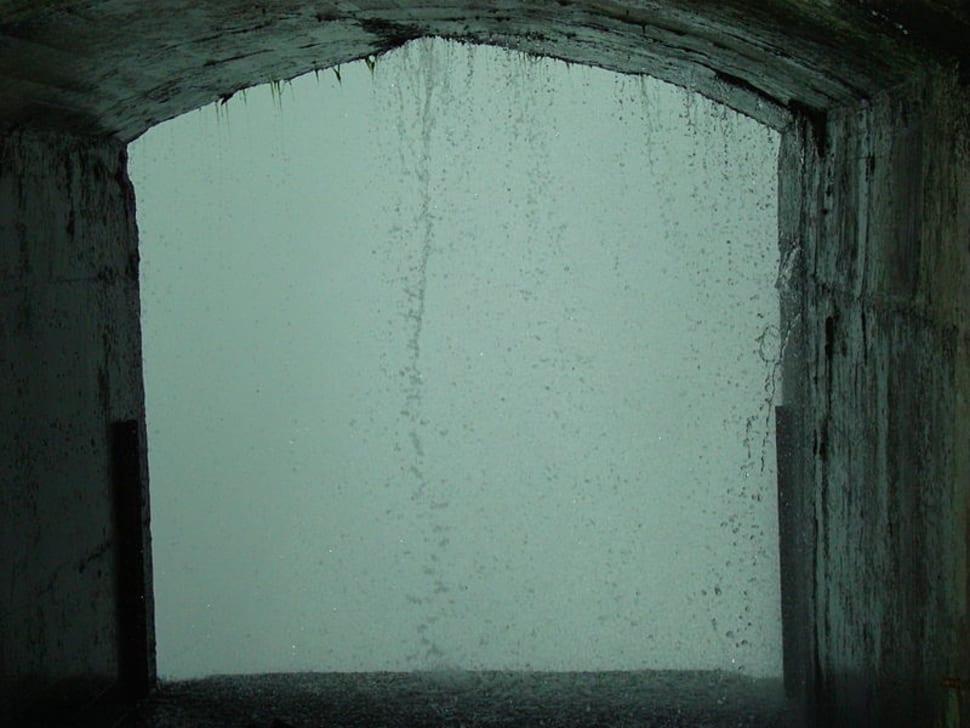 Great Falls portal at Journey Behind The Falls